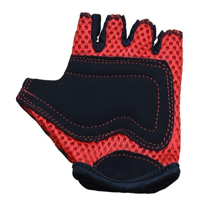 Kiddimoto Ride On Toys Kiddimoto Medium Gloves Cherry GLV014M