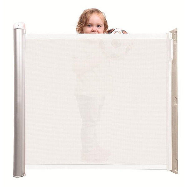 Lascal safety gates Lascal Kiddyguard Accent Gate White ACKG-WH-MO