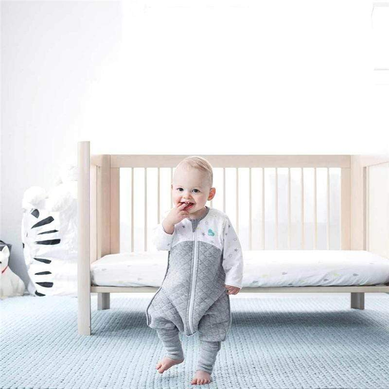 Love to Dream sleepwear Love to Dream Sleep Suit White 12-24 Months LMSS-1Y-WH
