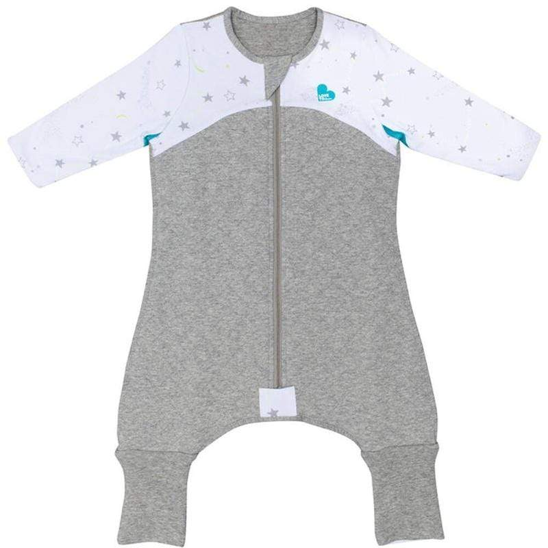 Love to Dream sleepwear Love to Dream Sleep Suit White 24-36 Months LMSS-2Y-WH