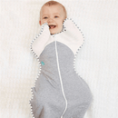 Love to Dream sleepwear Love to Swaddle Up Warm Small White LMWW-SM-WHITE