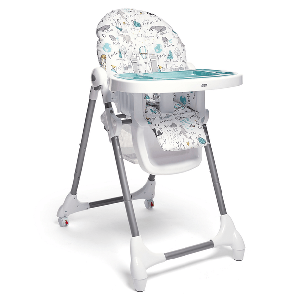 Mamas & Papas baby highchairs Mamas & Papas Snax Highchair Happy Planet 115254000