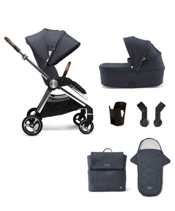 Mamas & Papas baby pushchairs Mamas & Papas Strada 6 Piece Essential Kit Navy 618801H00