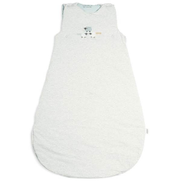 Mamas & Papas blankets, swaddling & shawls Mamas & Papas Welcome To The World Dreampod Farm Stripe 7340WW402