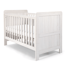 Mamas & Papas cot bed room sets Mamas & Papas Atlas 3 Piece Roomset Nimbus White RAATAY602