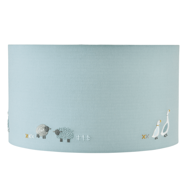Mamas & Papas nightlights Mamas & Papas Welcome To The World Lampshade Farm 7730WW401
