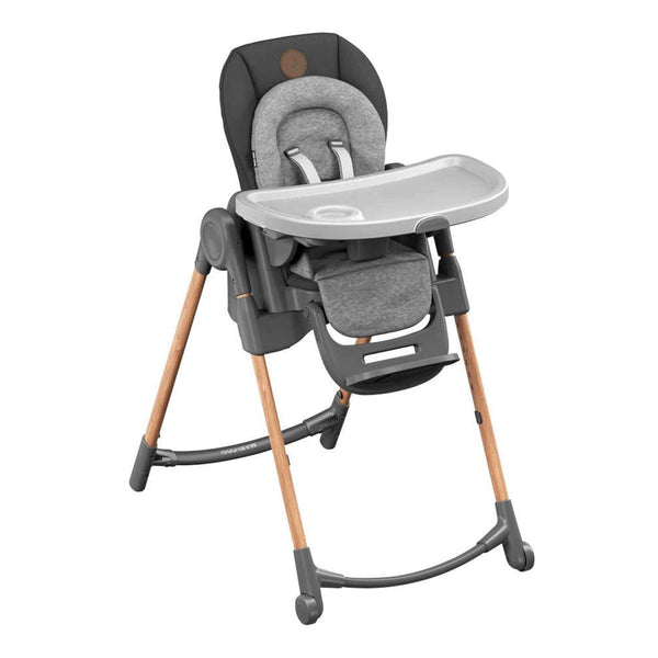 Maxi-Cosi baby highchairs Maxi-Cosi Minla Highchair Essential Graphite 2713750300