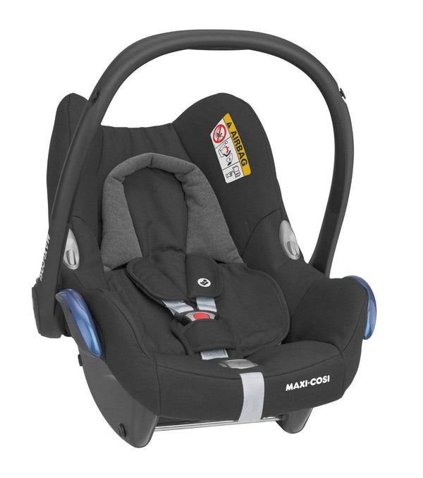 Maxi-Cosi birth to 12 months Maxi-Cosi CabrioFix Car Seat Essential Black 8617672300