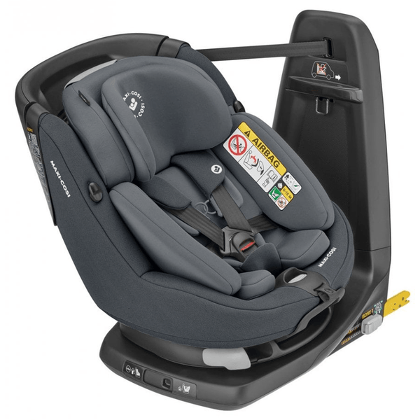 Maxi-Cosi birth to 4 years Maxi-Cosi AxissFix Plus i-Size Car Seat Authentic Graphite 8025330110
