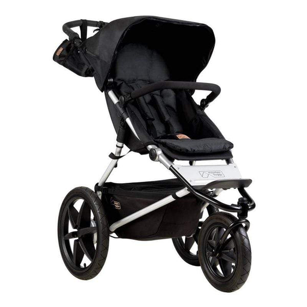 Mountain Buggy 3 wheel pushchairs Mountain Buggy Terrain 3 Onyx TER-V3-55