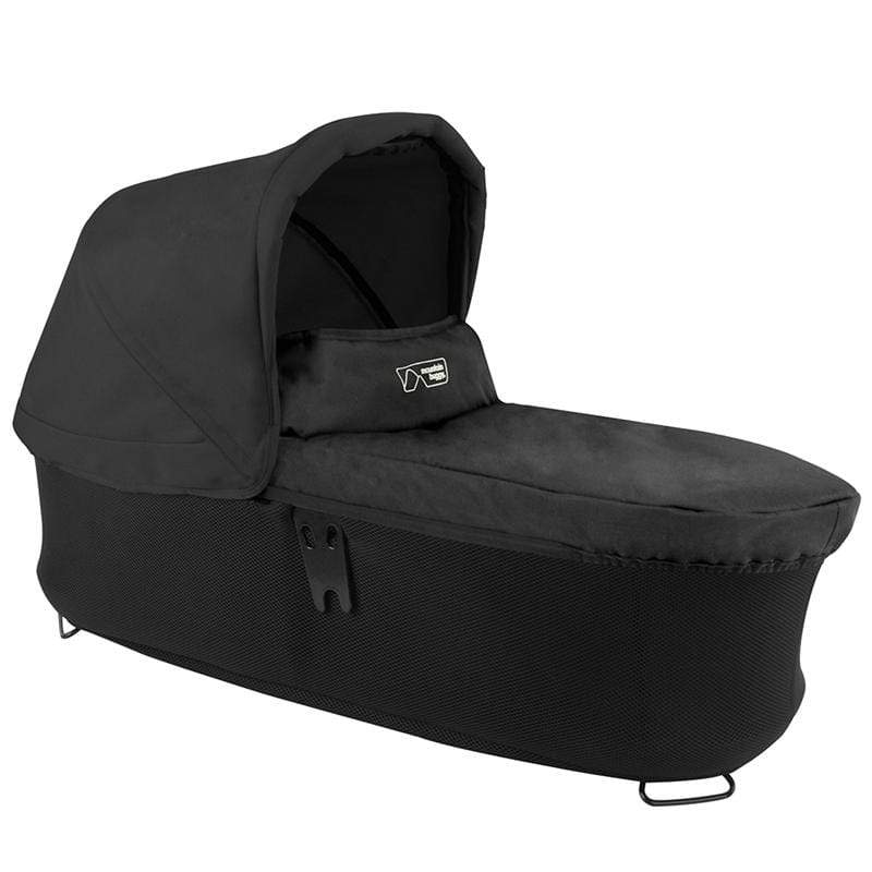 Mountain Buggy baby carrycots Mountain Buggy Duet Plus Carrycot Black CCPD-V1-5