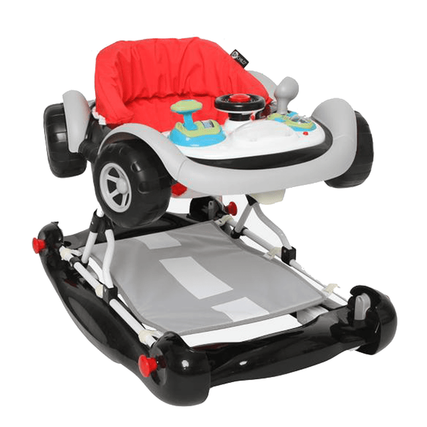 My Child baby walkers MyChild Coupe Walker Black 10-01-2011