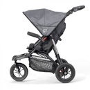 Out n About 3 wheel pushchairs Out n About GT Single Stroller Steel Grey ONAGT-01SG