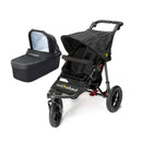 Out n About baby prams Out n About Nipper V4 With Carrycot Raven Black 9M4EA5L