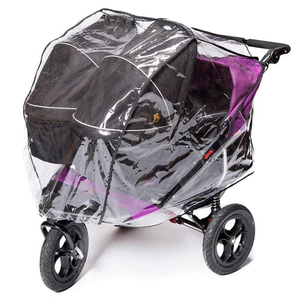 Out n About raincovers Out n About Nipper Double XL Carrycot Raincover CCRCX1-02