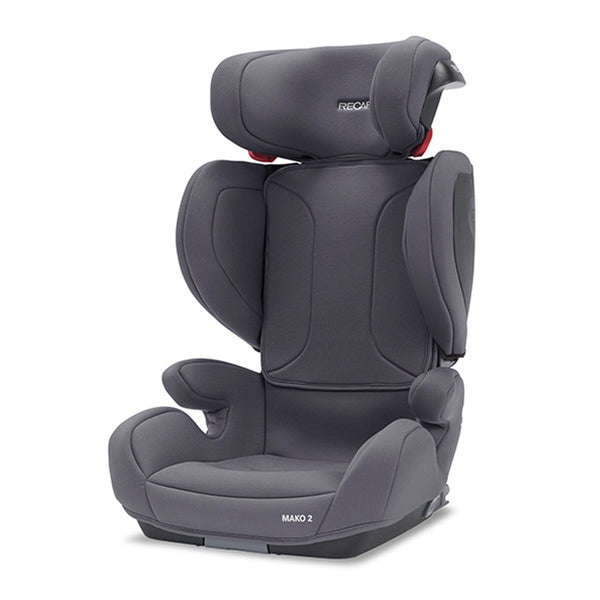 Recaro highback booster seats Recaro Mako 2 Core i-Size Simply Grey 00089041260050