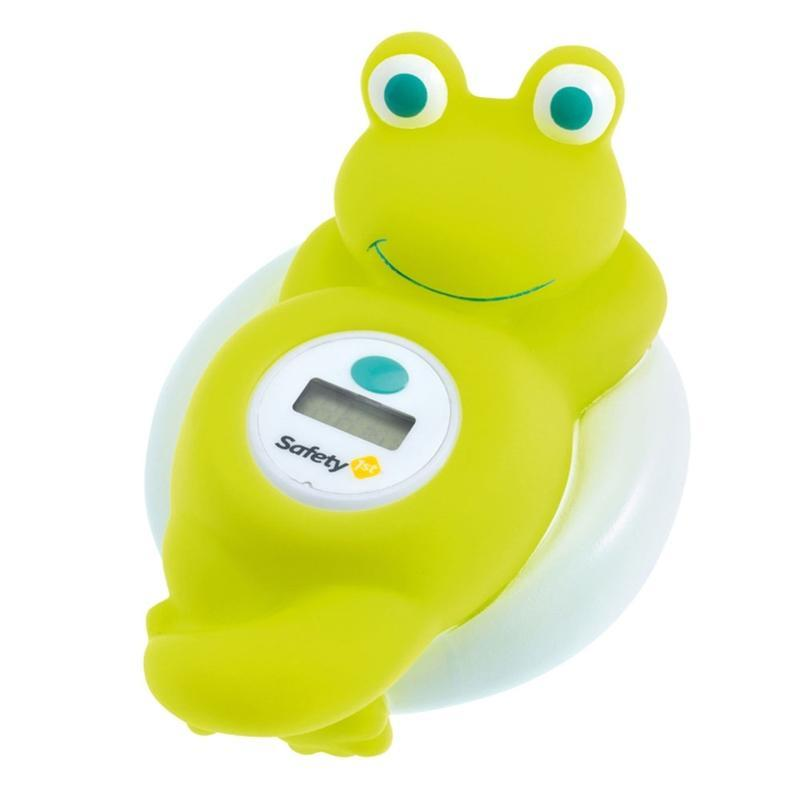 Safety 1st baby bathing Safety 1st Frog Digital Bath Thermometer 31070030
