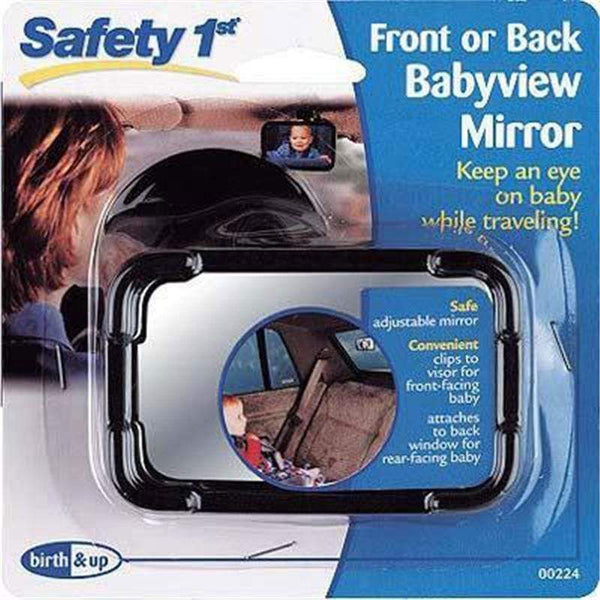 Safety 1st in car comfort & safety Safety 1st Babyview Mirror 38005760