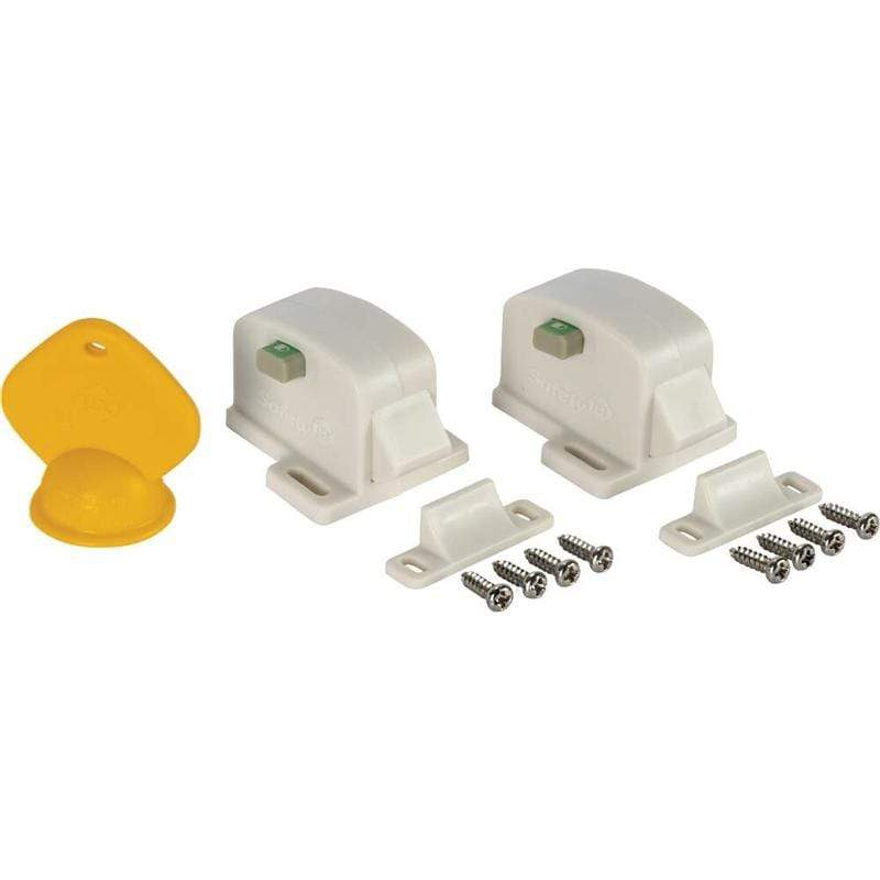 Safety 1st Magnetic Safety Lock 2 Pack Baby S Mart