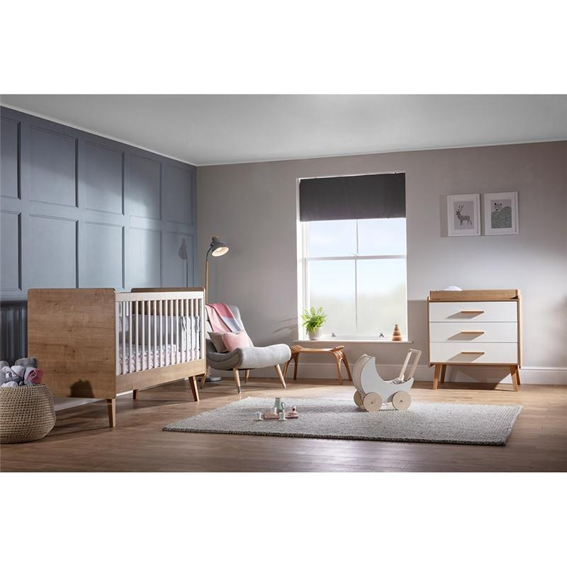Silver Cross cot bed room sets Silver Cross Westport 2-Piece Nursery Set J6C6CL8