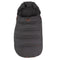 Silver Cross footmuffs Silver Cross Wave Luxury Footmuff Charcoal SX5045.CA