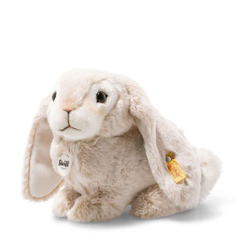 Steiff soft animals Steiff Luscher Rabbit 24cm Beige 080876