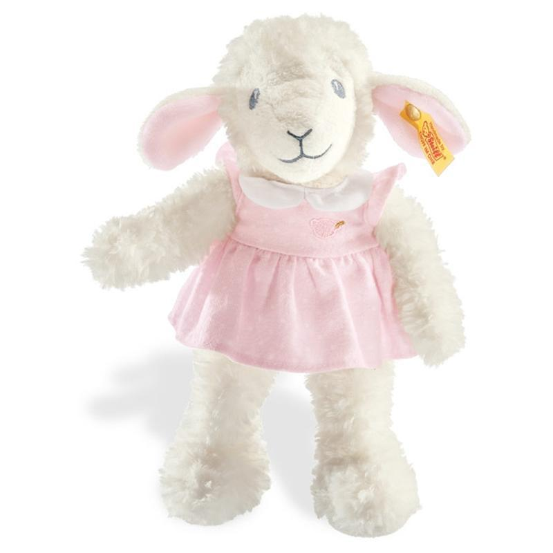 Steiff soft animals Steiff Sweet Dreams Lamb 28cm Pink 239625