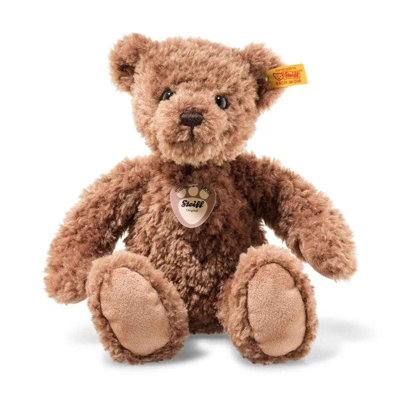 Steiff teddy bears Steiff Bearly Teddy Bear 28cm Brown 113543
