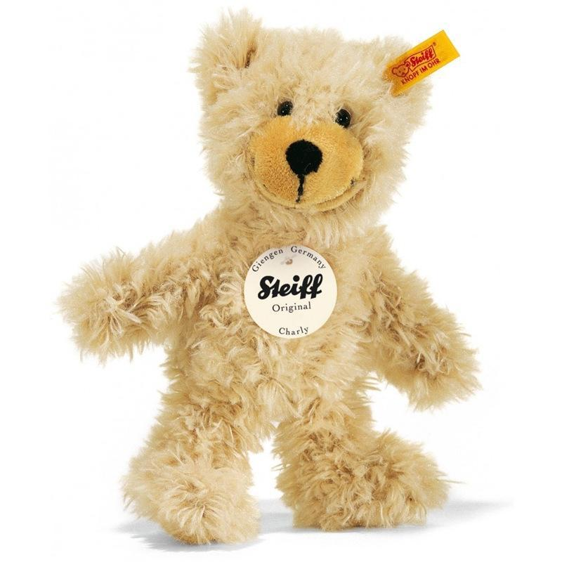 Steiff teddy bears Steiff Charly Dangling Teddy Bear 30cm Beige 012808