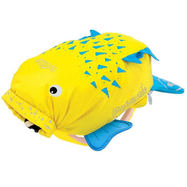 Trunki backpacks & baby reins Trunki PaddlePak Spike Blowfish 0111-GB01