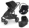 Uppababy travel systems UPPAbaby Cruz v2 Cloud Z Travel System Jake 6299-JKE