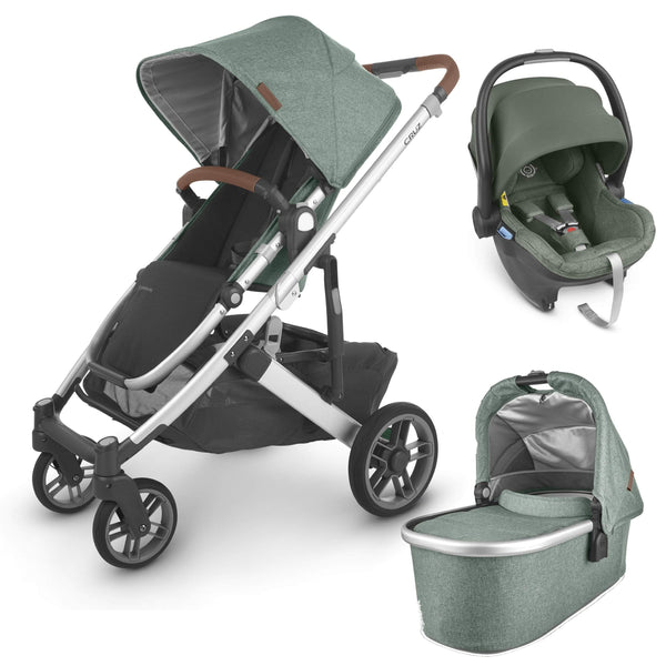 Uppababy travel systems Uppababy Cruz V2 Mesa Travel System Emmett 6282-EMT