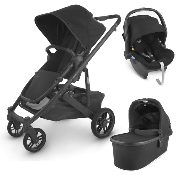 Uppababy travel systems Uppababy Cruz V2 Mesa Travel System Jake 6285-JKE