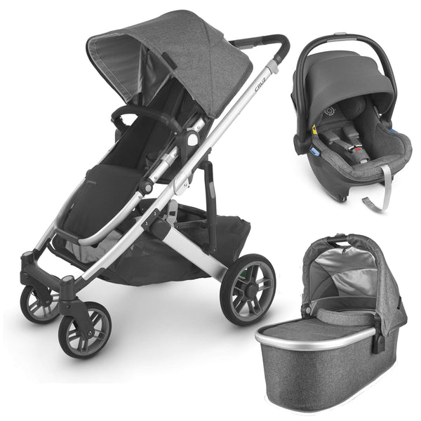 Uppababy travel systems Uppababy Cruz V2 Mesa Travel System Jordan 6286-JOR