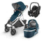 Uppababy travel systems Uppababy Vista V2 Pebble Pro Travel System Finn 6205-FIN