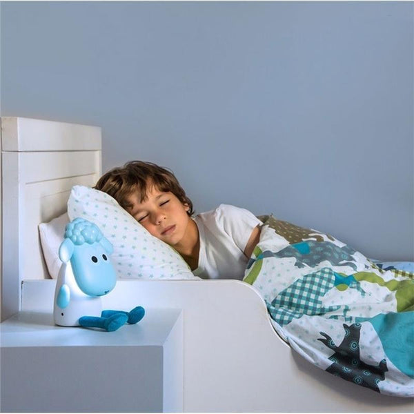 Zazu nightlights Zazu Fin Reading Light Blue ZAFI-BL