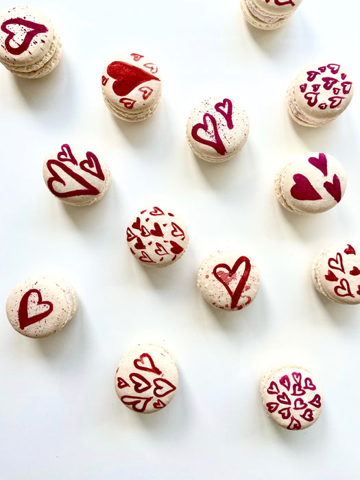 Sweets, Treats and Hearts for Valentine's Day!