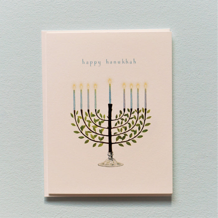 Festive Hanukkah Decor and Treats