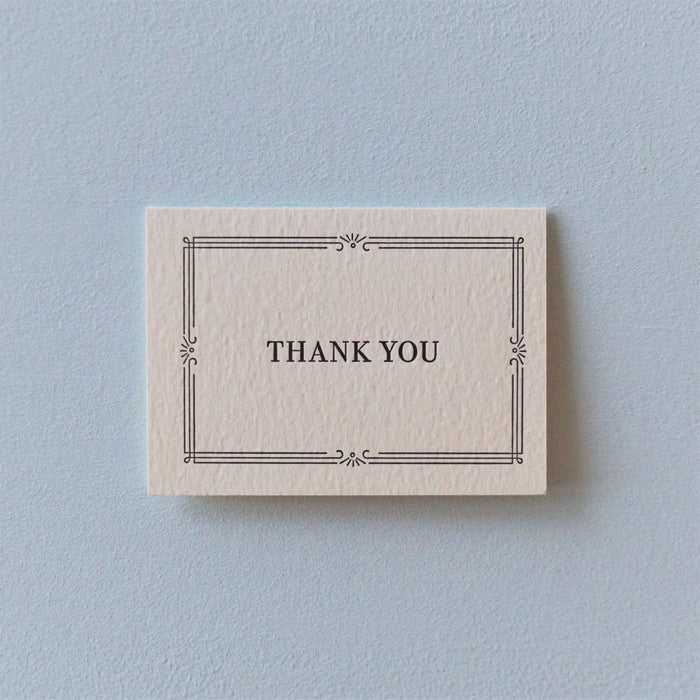 Thank You Cards and Social Stationery