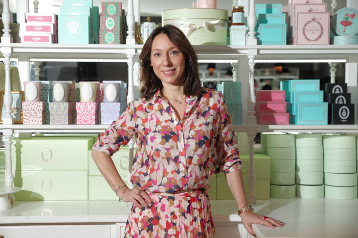 Meet Our Latest Guest Gift Spotter: President of Ladurée North America and Innovation Director Elisabeth Holder Raberin