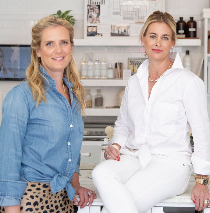 Meet Our Latest Guest Gift Spotters: The Laundress Founders Gwen and Lindsey