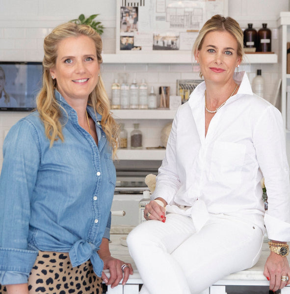Meet Our Latest Guest Giftspotters: The Laundress Founders Gwen and Lindsey