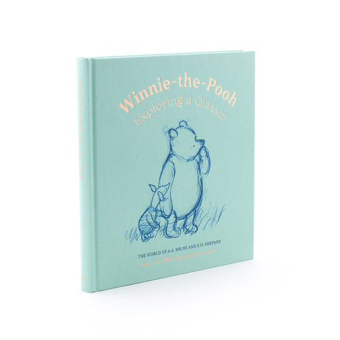 Winnie-the-Pooh Exploring a Classic Coffee Table Book