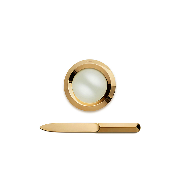 Aerin Magnifying Glass and Letter Opener