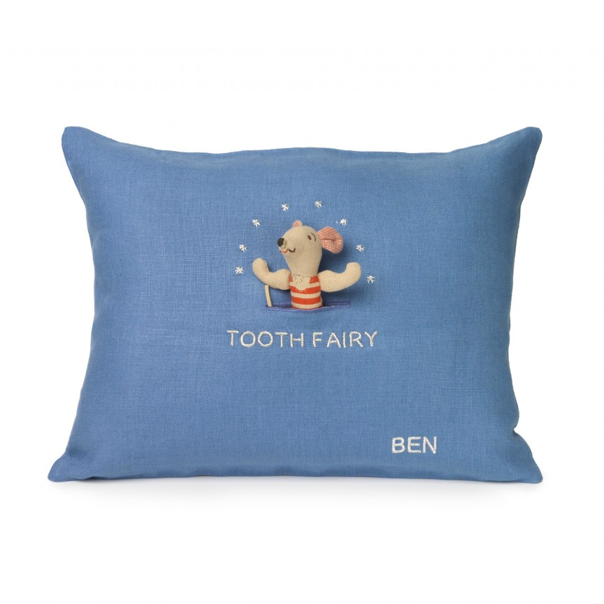 Tooth Fairy Pillow from Julia B. Couture