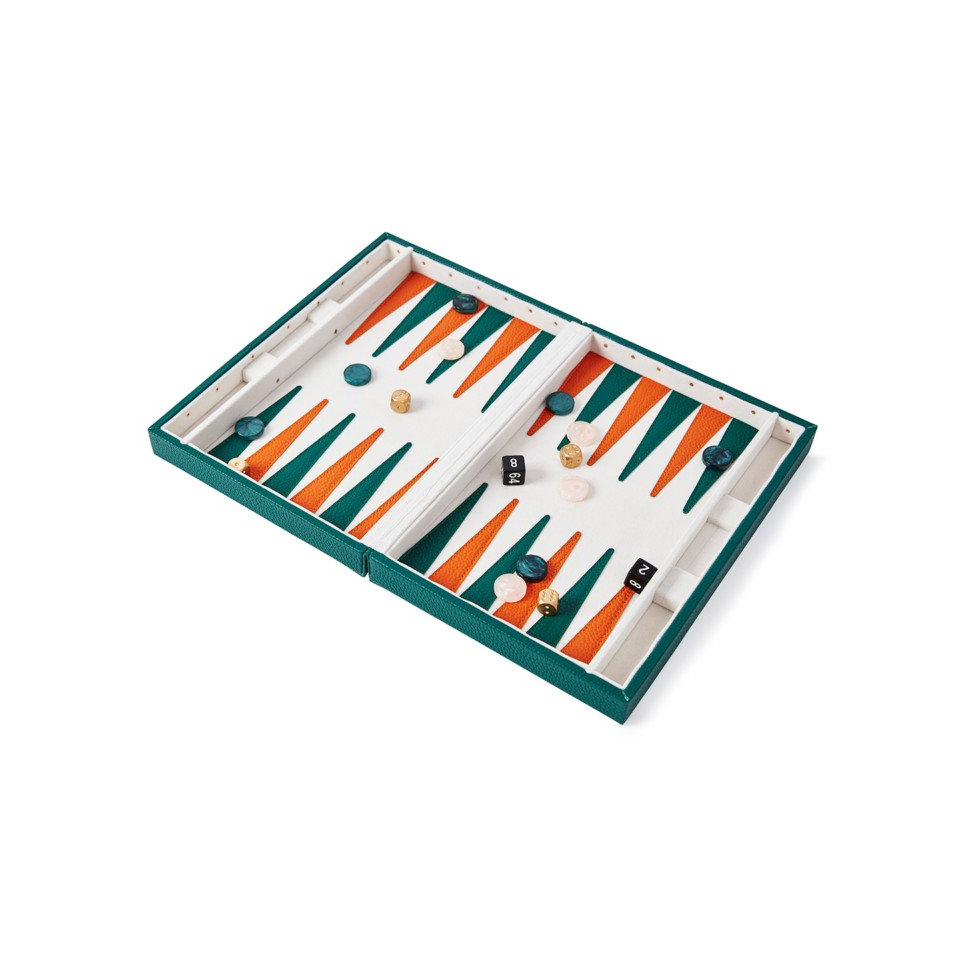 Personalized Backgammon Set From Not Another Bill