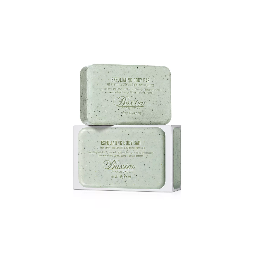 Baxter of California Exfoliating Bar for Men