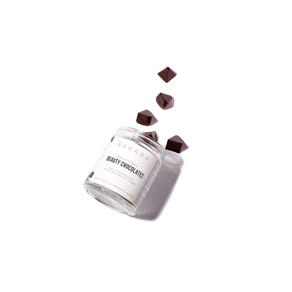 Sakara Beauty Chocolates (Available on Amazon)