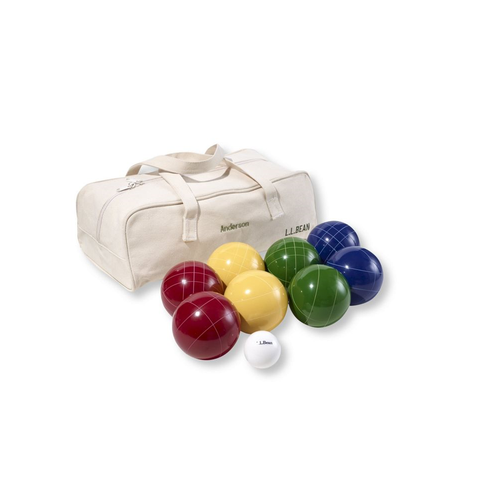 L.L. Bean Bocce Ball Set
