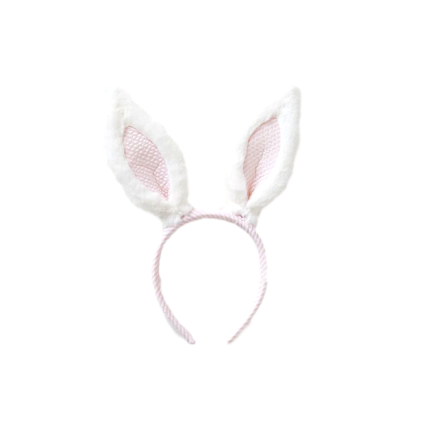 Pottery Barn Seersucker Bunny Ears